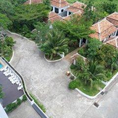 Отель Mandawee Pool Villas парковка