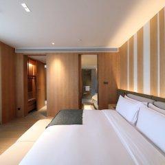 Отель Joyze Hotel Xiamen, Curio Collection by Hilton Китай, Сямынь - отзывы, цены и фото номеров - забронировать отель Joyze Hotel Xiamen, Curio Collection by Hilton онлайн комната для гостей фото 2