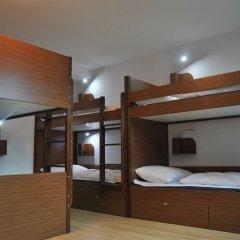 aletto Hotel Kudamm 3* Кровать в общем номере с двухъярусной кроватью