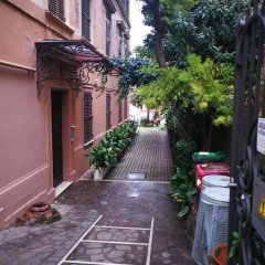 Отель Trastevere luxury house парковка