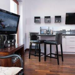 Отель Apartinfo Szafarnia Apartments Польша, Гданьск - отзывы, цены и фото номеров - забронировать отель Apartinfo Szafarnia Apartments онлайн удобства в номере фото 2