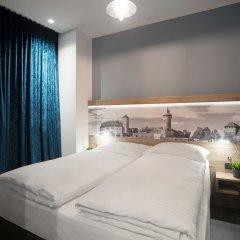 Отель DasPaul Германия, Нюрнберг - отзывы, цены и фото номеров - забронировать отель DasPaul онлайн комната для гостей фото 4