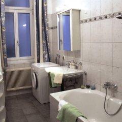 Отель CheckVienna Edelhof Apartments Австрия, Вена - 1 отзыв об отеле, цены и фото номеров - забронировать отель CheckVienna Edelhof Apartments онлайн ванная