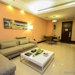 Отель Copthorne Hotel Dubai ОАЭ, Дубай - 4 отзыва об отеле, цены и фото номеров - забронировать отель Copthorne Hotel Dubai онлайн комната для гостей фото 2