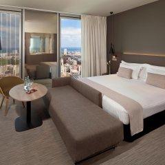 Отель The Level At Melia Barcelona Sky комната для гостей