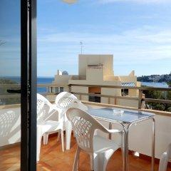 Отель Marina Palmanova Apartamentos балкон
