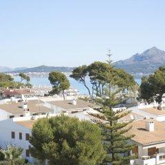Отель JS Alcudi Mar пляж фото 2