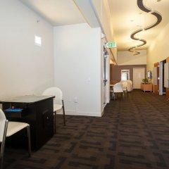 Отель Sunshine Suites at 417 США, Лос-Анджелес - отзывы, цены и фото номеров - забронировать отель Sunshine Suites at 417 онлайн интерьер отеля фото 3