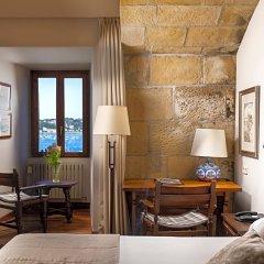 Отель Parador De Hondarribia Испания, Фуэнтеррабиа - отзывы, цены и фото номеров - забронировать отель Parador De Hondarribia онлайн удобства в номере