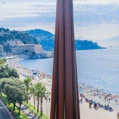 Отель Au Beau Rivage AP2049 by Riviera Holiday Homes Франция, Ницца - отзывы, цены и фото номеров - забронировать отель Au Beau Rivage AP2049 by Riviera Holiday Homes онлайн пляж