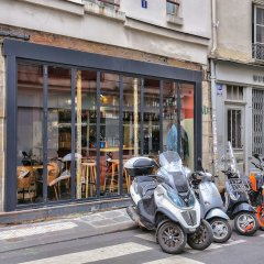 Апартаменты 83 - Classy Apartment Paris Le Marais городской автобус