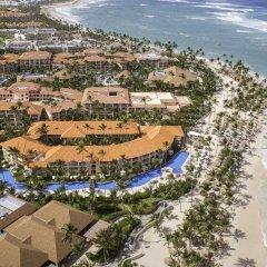 Отель Majestic Mirage Punta Cana All Suites, All Inclusive Доминикана, Пунта Кана - отзывы, цены и фото номеров - забронировать отель Majestic Mirage Punta Cana All Suites, All Inclusive онлайн пляж фото 2