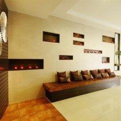 Отель Rikka Inn Бангкок сауна