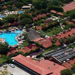Can Garden Beach Турция, Сиде - отзывы, цены и фото номеров - забронировать отель Can Garden Beach онлайн балкон