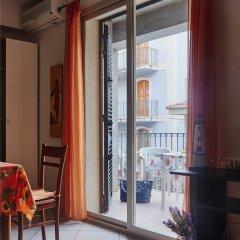 Апартаменты CaseSicule Aleppo Поццалло балкон
