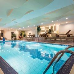 Отель Skalny Польша, Закопане - отзывы, цены и фото номеров - забронировать отель Skalny онлайн бассейн фото 3