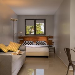 Отель Urban Garden Италия, Рим - отзывы, цены и фото номеров - забронировать отель Urban Garden онлайн комната для гостей фото 2