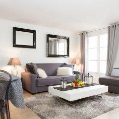 Апартаменты Tuileries - Louvre Area Apartment комната для гостей фото 3