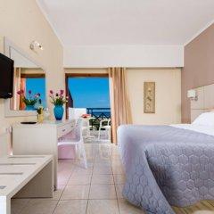 Отель Matheo Villas & Suites Греция, Малия - отзывы, цены и фото номеров - забронировать отель Matheo Villas & Suites онлайн комната для гостей фото 3