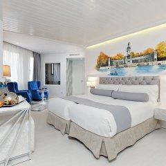 Отель Mayorazgo Мадрид комната для гостей
