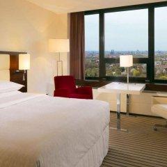 Отель Sheraton Munich Arabellapark Hotel Германия, Мюнхен - отзывы, цены и фото номеров - забронировать отель Sheraton Munich Arabellapark Hotel онлайн комната для гостей фото 5