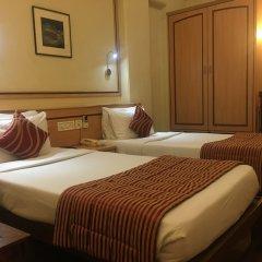 Отель Abbott Hotel Индия, Нави-Мумбай - отзывы, цены и фото номеров - забронировать отель Abbott Hotel онлайн комната для гостей фото 5