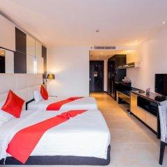 Nova Platinum Hotel сейф в номере