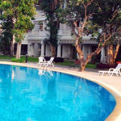 Отель Komol Residence Bangkok Бангкок бассейн фото 2