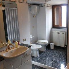 Отель Il Castello Di Perchia Сполето ванная