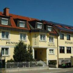 Отель Pension Weber Австрия, Вена - отзывы, цены и фото номеров - забронировать отель Pension Weber онлайн вид на фасад