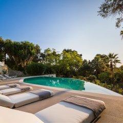 Отель Ionian Garden Villas I Греция, Корфу - отзывы, цены и фото номеров - забронировать отель Ionian Garden Villas I онлайн бассейн