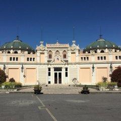 Hotel Dei Pini Фьюджи парковка