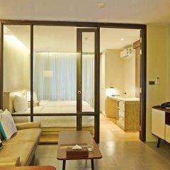 Balcony Courtyard Si Racha Hotel & Serviced Apartments комната для гостей фото 5