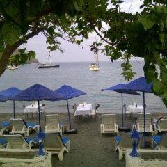 Отель Serenity Pension пляж фото 2