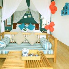 Отель Relax Garden Boutique Villa Hoi An комната для гостей