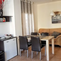 Отель Apartamento Irina Lloret Испания, Льорет-де-Мар - отзывы, цены и фото номеров - забронировать отель Apartamento Irina Lloret онлайн удобства в номере