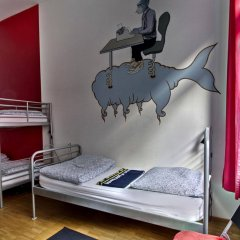 Heart of Gold Hostel Berlin удобства в номере