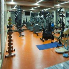 Отель Yasmak Sultan фитнесс-зал фото 3