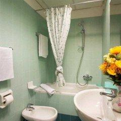 Отель Viserba Residence Италия, Милан - отзывы, цены и фото номеров - забронировать отель Viserba Residence онлайн ванная