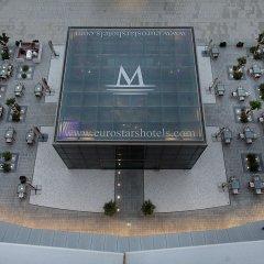 Отель Eurostars Grand Marina гостиничный бар