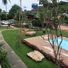 Отель Lanta Infinity Resort Ланта бассейн фото 3