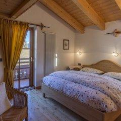Отель Rifugio Baita Cuz Долина Валь-ди-Фасса комната для гостей фото 2