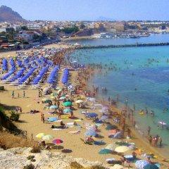 Отель Le terrazze Италия, Чинизи - отзывы, цены и фото номеров - забронировать отель Le terrazze онлайн пляж