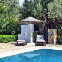 Villa Hera Турция, Патара - отзывы, цены и фото номеров - забронировать отель Villa Hera онлайн бассейн фото 3
