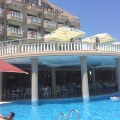 Orka Nergis Beach Hotel Турция, Мармарис - отзывы, цены и фото номеров - забронировать отель Orka Nergis Beach Hotel онлайн бассейн фото 3