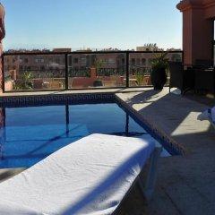 Hotel Mont Gueliz бассейн фото 3