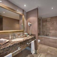 Ela Quality Resort Belek Турция, Белек - 2 отзыва об отеле, цены и фото номеров - забронировать отель Ela Quality Resort Belek онлайн ванная фото 2