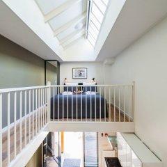 Отель Allure Garden Apartments Нидерланды, Амстердам - отзывы, цены и фото номеров - забронировать отель Allure Garden Apartments онлайн интерьер отеля
