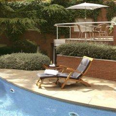 Отель Balmes Испания, Барселона - 10 отзывов об отеле, цены и фото номеров - забронировать отель Balmes онлайн бассейн фото 3