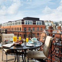 Отель Claridge's балкон